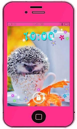 Hedgehog Free HQ LWP