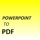 CONVERTER FOR PPT TO PDF