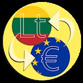 Euro Litas Converter EUR / LTL