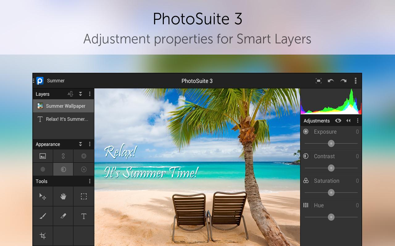 PhotoSuite 3 Trial - screenshot