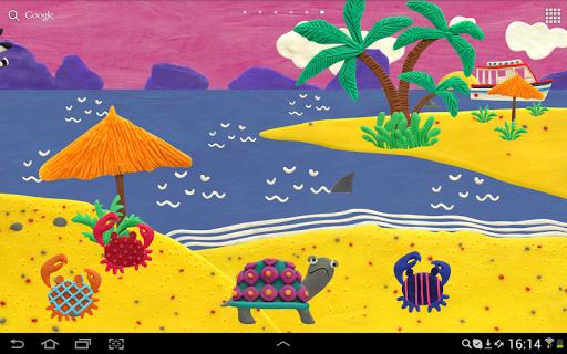 玩個人化App|KM Beach Live wallpaper HD免費|APP試玩