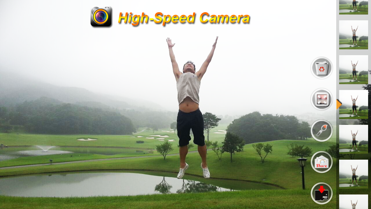 High-Speed Camera [Silent,GIF] - screenshot