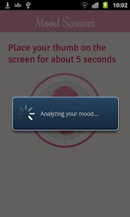 Mood Scanner - screenshot thumbnail