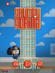 Grumpy Gorilla- screenshot thumbnail