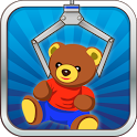Teddy Bear Machine Prize Claw icon