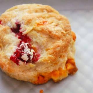 Cranberry Pumpkin Spice Scones.
