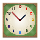 Set The Clock - Telling time icon