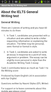 ielts writing android apps on google play  ielts writing screenshot thumbnail