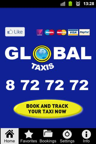 Global Taxis - 8727272