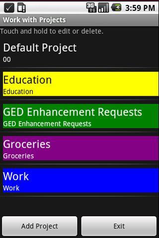 Git er done: a To Do Task List