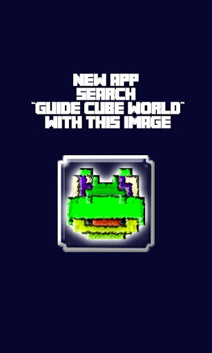 Guide Cube World
