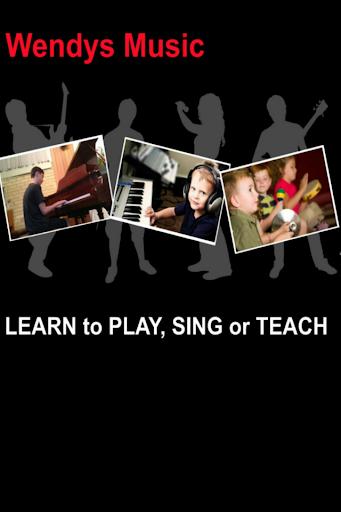 Wendy's Music School