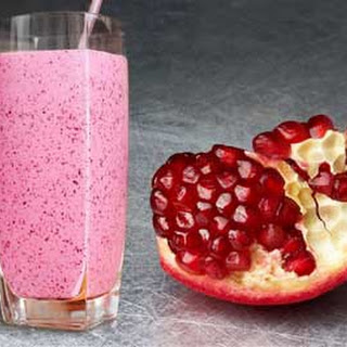 Pomegranate Smoothie Delight