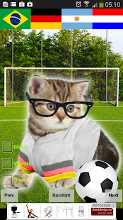 Crazy Hipster Cat - screenshot thumbnail