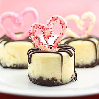 Best Ever Mini Cheesecakes Recipe