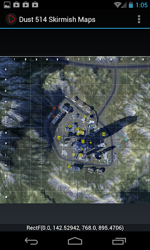 Dust 514 Skirmish Maps