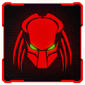 Predator GO Launcher EX Theme icon