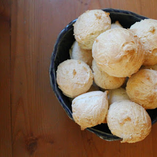Gluten-Free Brazilian Pao Cheesy Rolls
