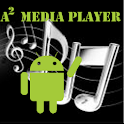 Advanced Android Media Player logo