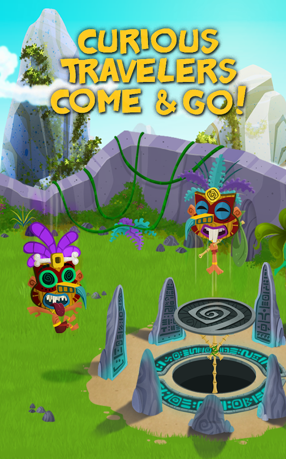 The Meego- screenshot