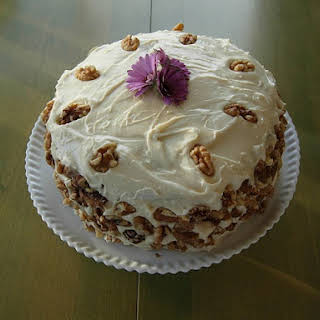 The Best Carrot Cake Ever.