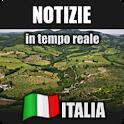 Notizie in tempo reale icon