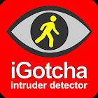 iGotcha Pro intruder detector icon