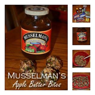 Musselman's Apple Butter Bites