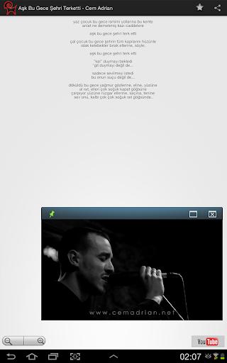【免費音樂App】Capella - Şarkı Sözleri-APP點子