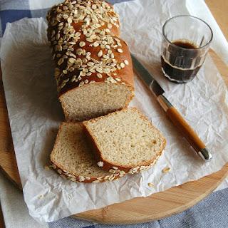 Vanilla And Cinnamon Bread.