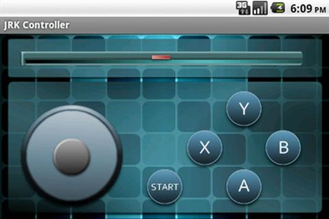 JRK Controller Lite - screenshot
