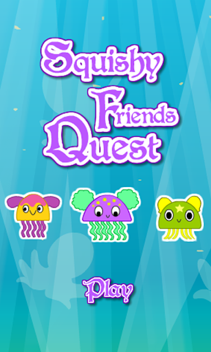 Squishy Friends Quest