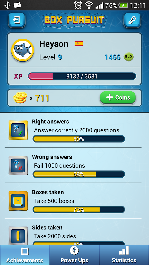 Box Pursuit Trivia Questions- screenshot