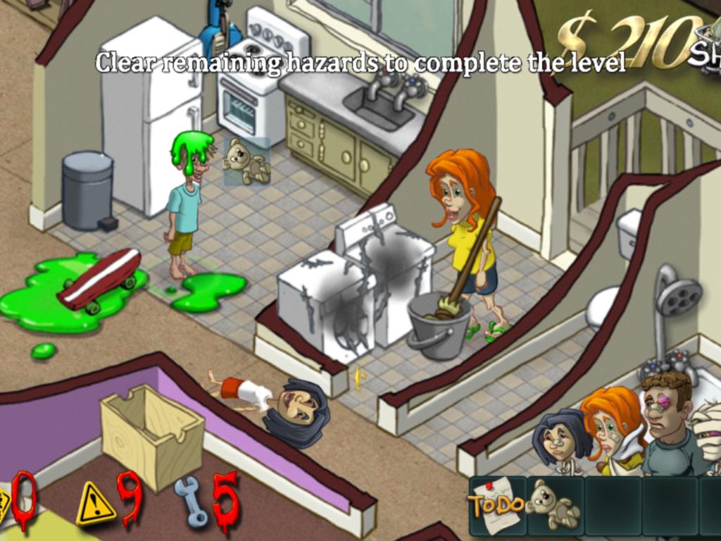 Safe House - screenshot