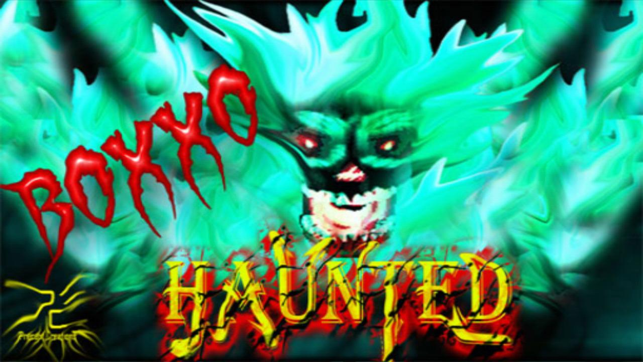 Haunted Boxxo - screenshot