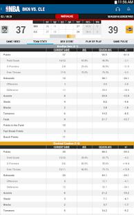 NBA 2015-16 Screenshot 22