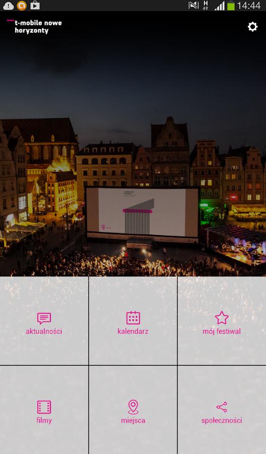 T-Mobile Nowe Horyzonty - screenshot