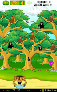 Filchy Monkeys Fun Monkey Game- screenshot thumbnail