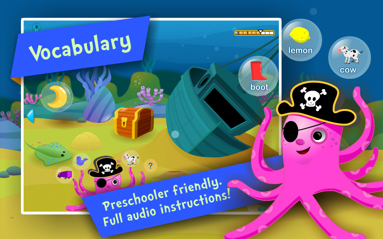 Kids Preschool Learning Games - screenshot