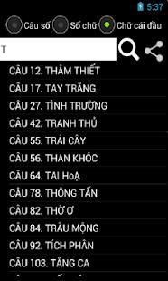 Dap An Bat Chu - Moi Nhat - screenshot thumbnail