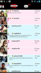Tchatche : chat gratuit - screenshot thumbnail