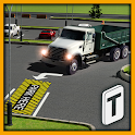 Road Truck Parking Madness 3D icon