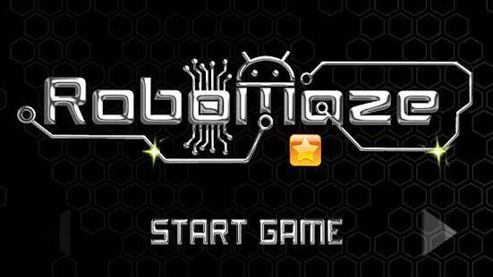 RoboMaze- screenshot thumbnail