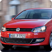 Volkswagen Polo 3D Wallpaper
