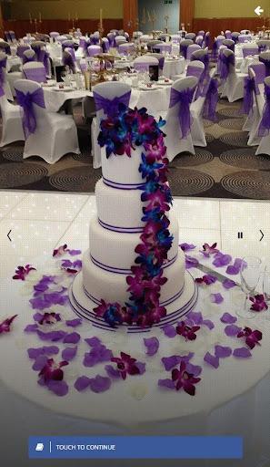 玫瑰婚典蛋糕