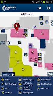 Manchester Airport - screenshot thumbnail