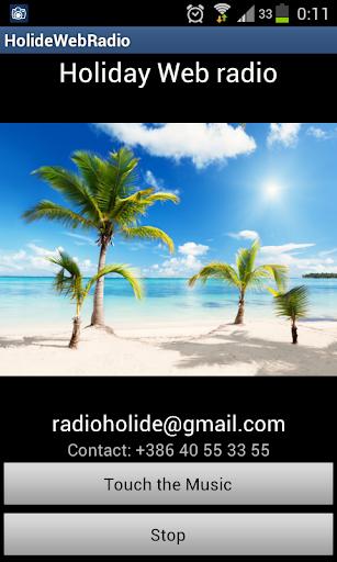 Holide Web Radio