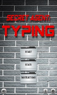 Secret Agent: Typing Game Free