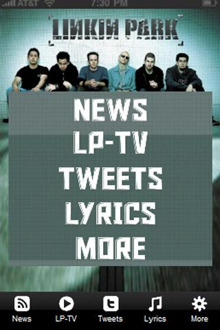 Linkin Park TV (New) - screenshot