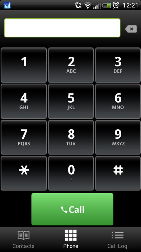 VMobile Talk : Free Calls - screenshot